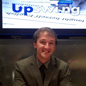 Alex Pritchett, co-founder of Upswing.